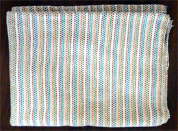 Traditionally Woven Dish Cloths
